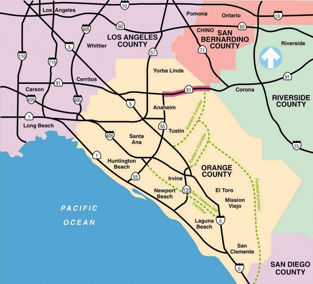 Map Of California Toll Roads | Download Them And Print - Southern California Toll Roads Map