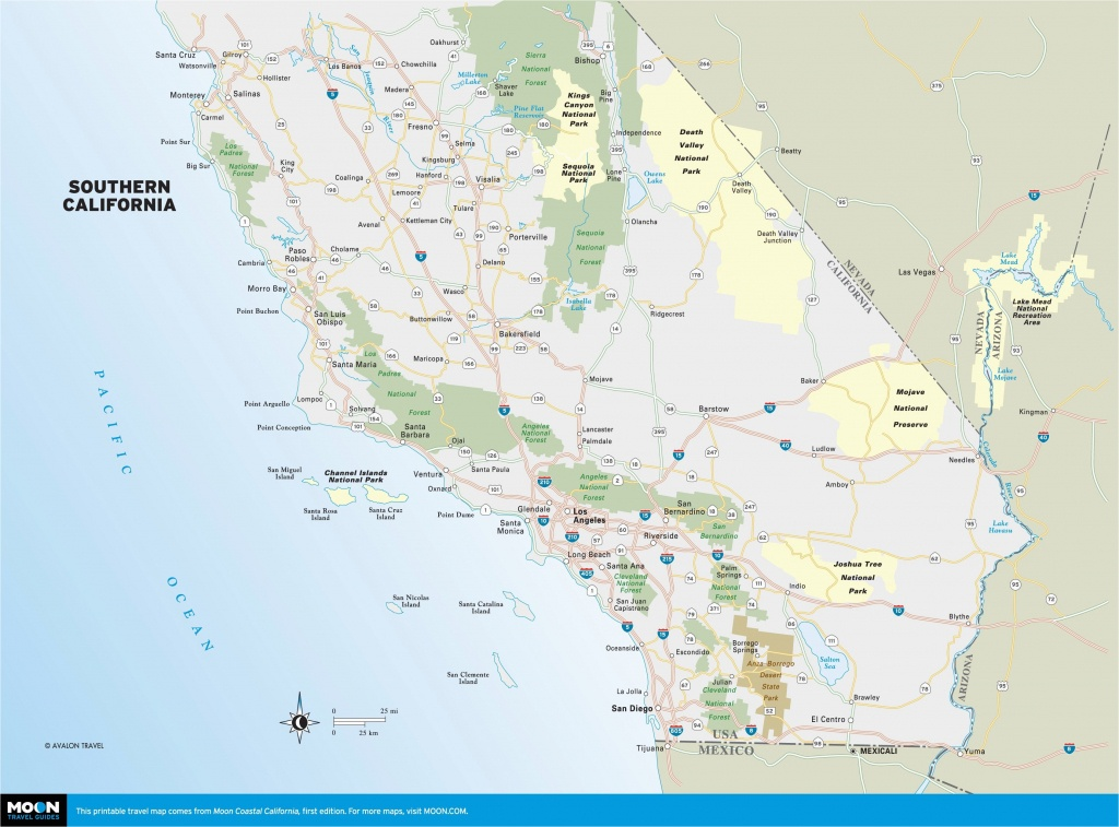 Map Of Casinos In Southern California | Secretmuseum - Funner California Map