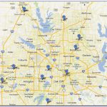 Map Of Dfw Metroplex Cities   Maps : Resume Examples #jel3Jq82Ng   Printable Map Of Dfw Metroplex