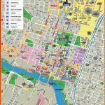 Map Of Downtown Austin   Map Downtown Austin (Texas   Usa)   Printable Map Of Austin Tx