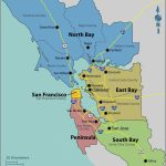 Map Of East Bay Area California | Secretmuseum   San Francisco Bay Area Map California