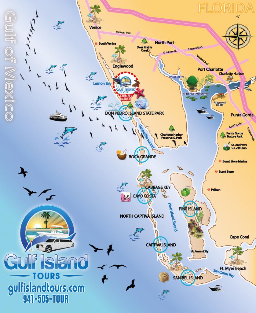 Map Of Florida Island | Woestenhoeve - Florida Gulf Islands Map