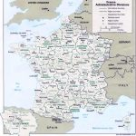 Map Of France : Departments Regions Cities   France Map   Printable Map Of France With Cities And Towns