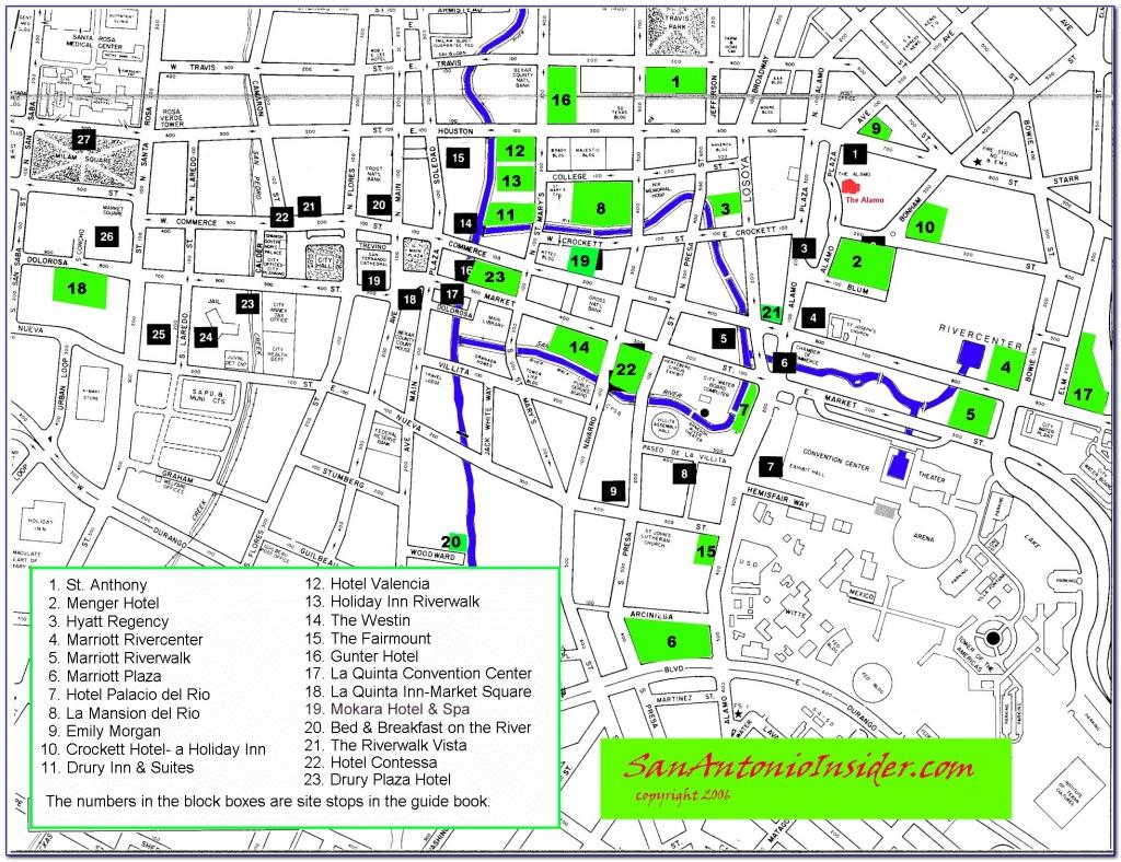 Map Of Hotels On San Antonio Riverwalk - Maps : Resume Examples - Map Of Hotels Near Riverwalk In San Antonio Texas
