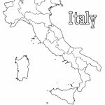 Map Of Italy | Print. Color. Fun! Free Printables, Coloring Pages   Printable Map Of Italy For Kids