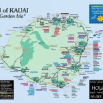 Map Of Kauai | Kauai Island, Hawaii Tourist Map See Map Details From   Printable Map Of Kauai