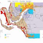Map Of Lee County Flood Zones   Fema Flood Maps Lee County Florida