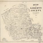 Map Of Liberty County, Texas : General Land Office | Library Of Congress   Texas General Land Office Maps