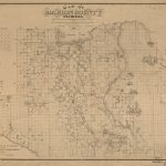 Map Of Marion County, Florida : From U.s. Surveys And Other Official   Marion County Florida Plat Maps