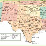 Map Of New Mexico, Oklahoma And Texas   Google Maps Texas Cities
