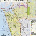 Map Of Public Parks & Trails In Venice, Florida. | Favorite Places   Osprey Florida Map