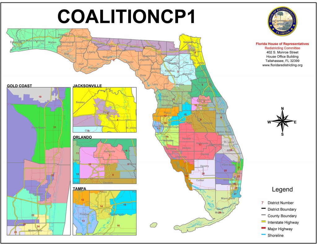 Map Of S Florida #43444 - Map Of S Florida
