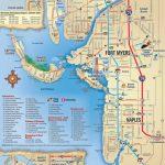 Map Of Sanibel Island Beaches |  Beach, Sanibel, Captiva, Naples   Street Map Of Fort Myers Florida