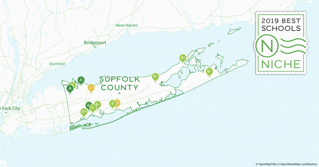 Map Of School Districts In California School Districts In Suffolk - Printable Map Of Suffolk County Ny