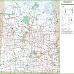 Map Of Southern Saskatchewan   Printable Alberta Road Map