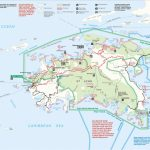 Map Of St. John, Us Virgin Islands   Printable Map Of St John Usvi
