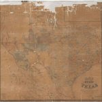 Map Of The State Of Texas, 1879 – Texas General Land Office – Medium   Texas General Land Office Maps