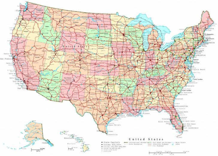Printable Road Maps