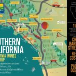 Map Of Tourist Attractions Southern California Attractions Map   California Attractions Map