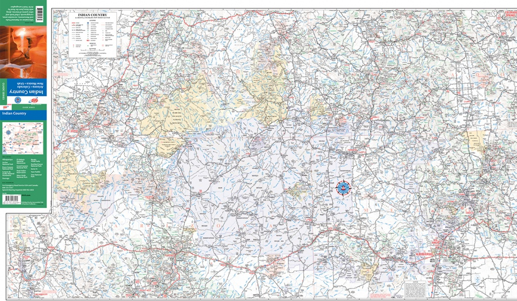 Mapping Indian Country With Aaa Cartographer Shane Henry - Aaa Texas Maps