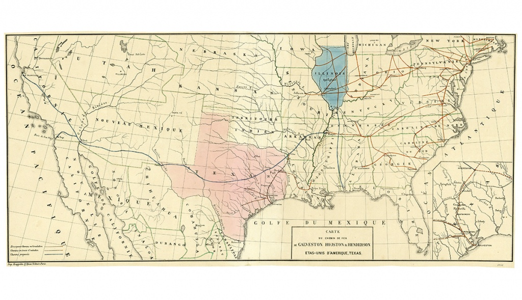 Mapping Texas: Collections From The Texas General Land Office - Texas Land Ownership Map