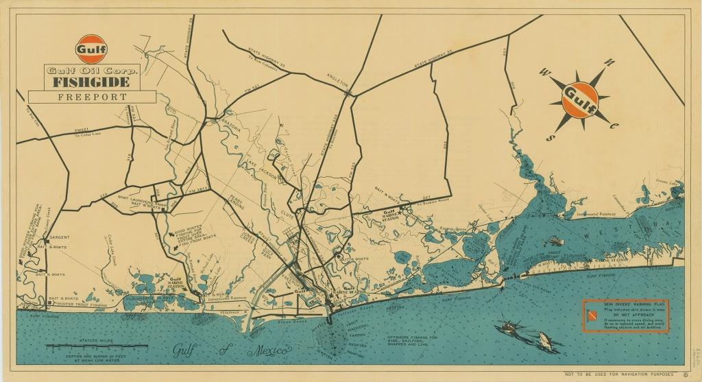 Mapping Texas: The Gulf Coast - Save Texas History - Medium - Texas Gulf Coast Shipwrecks Map