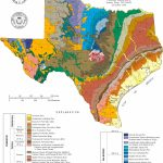 Mapping Texas Then And Now | Jackson School Of Geosciences | The   Texas Geological Survey Maps