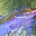 Mapping The Camp And Woolsey Fires In California   Washington Post   Map Of Northern California Campgrounds