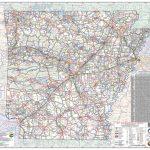 Mapping   Tourist Maps   Arkansas Road Map Printable