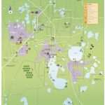 Maps & Area Guides | Experience Kissimmee   Celebration Florida Map
