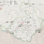 Maps   Big Bend National Park (U.s. National Park Service)   Texas Hiking Trails Map