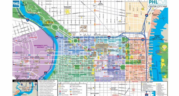 Printable Local Street Maps