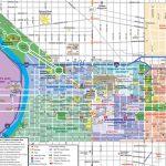 Maps & Directions   Printable Walking Map Of Washington Dc