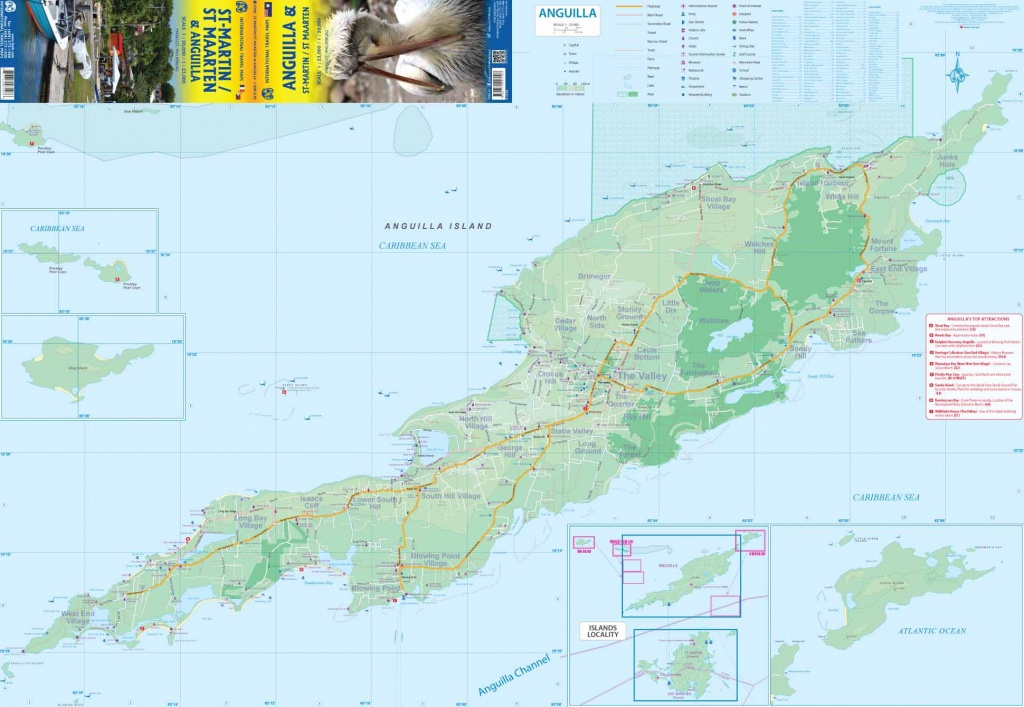 Maps For Travel, City Maps, Road Maps, Guides, Globes, Topographic Maps - Printable Road Map Of St Maarten