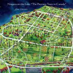 Maps & Getting Around >> Zoom Leisure   Niagara Wine Tours And Bike   Printable Map Of Niagara On The Lake