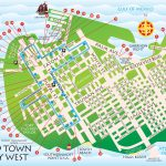 Maps, Key West / Florida Keys | Key West / Florida Keys Money Saving   Map Of Key West Florida Attractions
