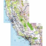 Maps Of California | Collection Of Maps Of California State | Usa   Southern California State Parks Map