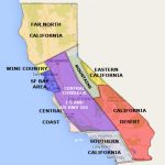 Maps Of California   Created For Visitors And Travelers   Northern California Attractions Map