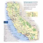 Maps Of California State | Collection Of Detailed Maps Of California   California Forests Map