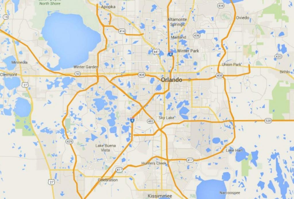 Maps Of Florida: Orlando, Tampa, Miami, Keys, And More - Map Of Florida Beach Resorts