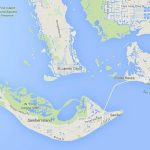 Maps Of Florida: Orlando, Tampa, Miami, Keys, And More   Sanibel Beach Florida Map