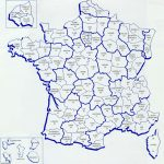 Maps Of France   Bonjourlafrance   Helpful Planning, French Adventure   Printable Map Of France With Cities And Towns