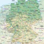 Maps Of Germany | Detailed Map Of Germany In English | Tourist Map   Free Printable Map Of Germany
