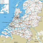 Maps Of Holland | Detailed Map Of Holland In English | Tourist Map   Printable Map Of Holland