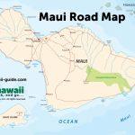 Maps Of Maui Hawaii   Printable Map Of Maui