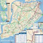 Maps Of New York Top Tourist Attractions   Free, Printable   Free Printable Aerial Maps