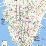 Maps Of New York Top Tourist Attractions   Free, Printable   Nyc Tourist Map Printable