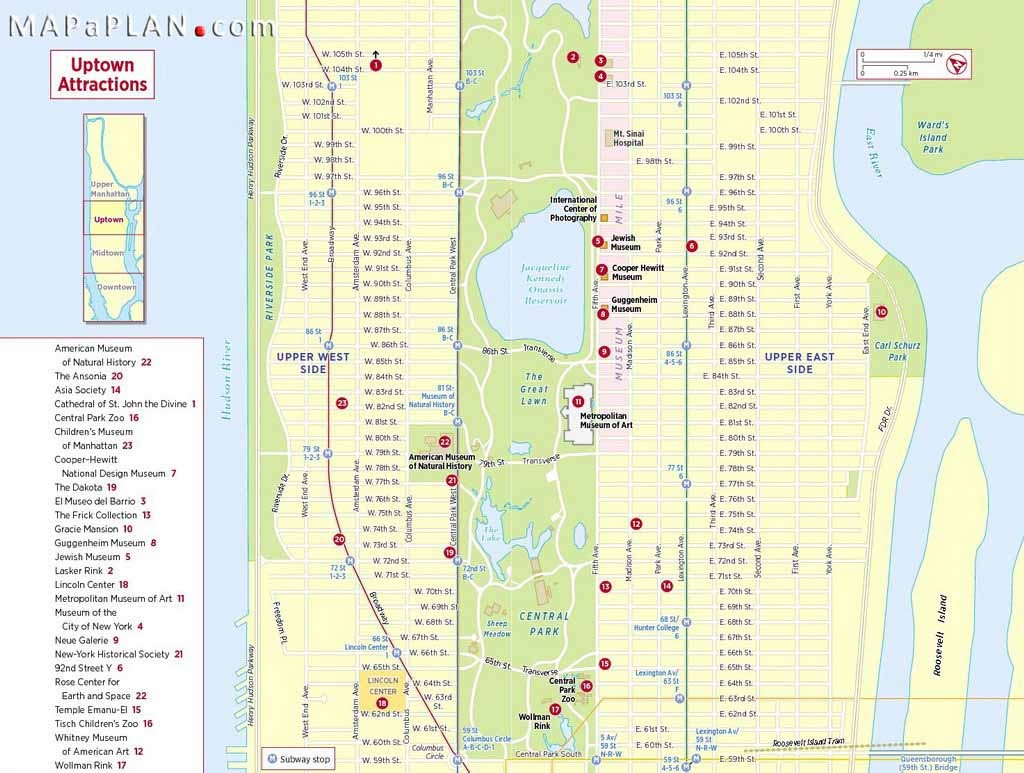 Maps Of New York Top Tourist Attractions - Free, Printable - Printable Map Of Times Square