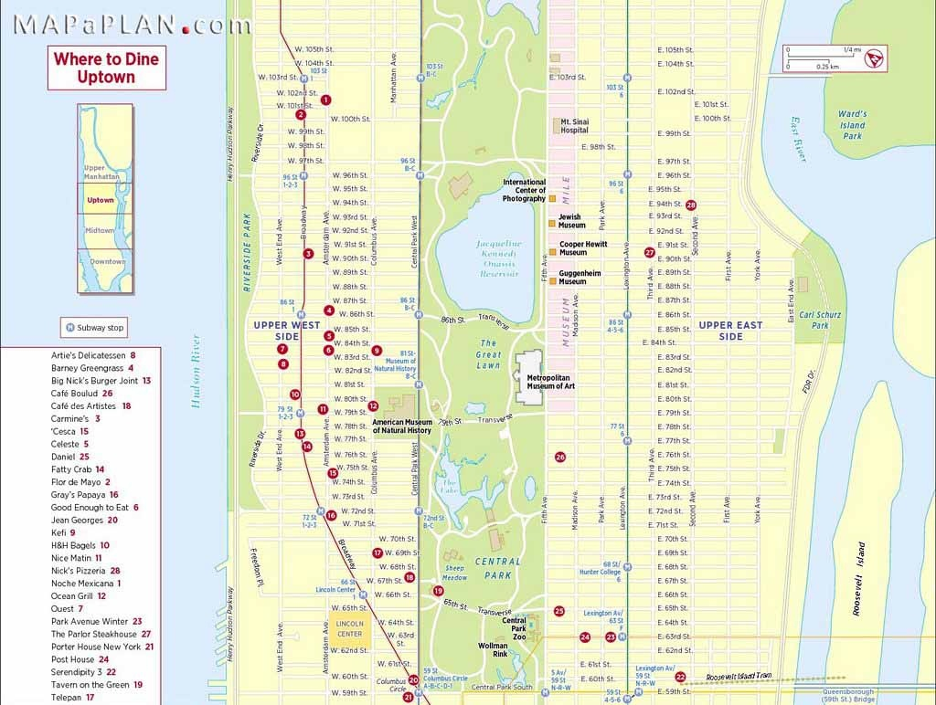 Maps Of New York Top Tourist Attractions Free Printable With Map Nyc - Free Printable Map Of New York City