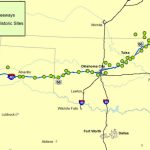Maps Of Route 66: Plan Your Road Trip   Free Printable Route 66 Map